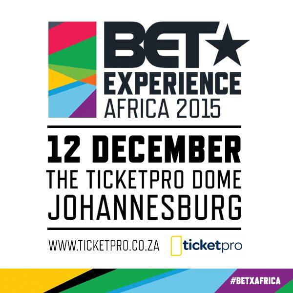 COMPETITION TIME: BET eXperience Africa