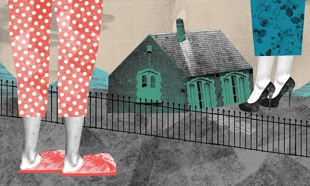 Parents in Pyjamas: The School Drop Offs