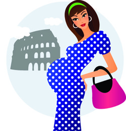 Press Release: Traveling with a Baby Bump