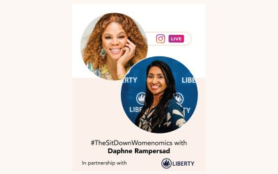 TheSitDownWomenomics with Daphne Rampersad