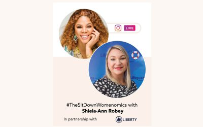 TheSitDownWomenomics with Shiela-Ann Robey