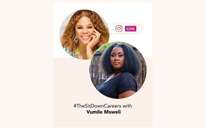 TheSitDownCareers with Vumile Msweli