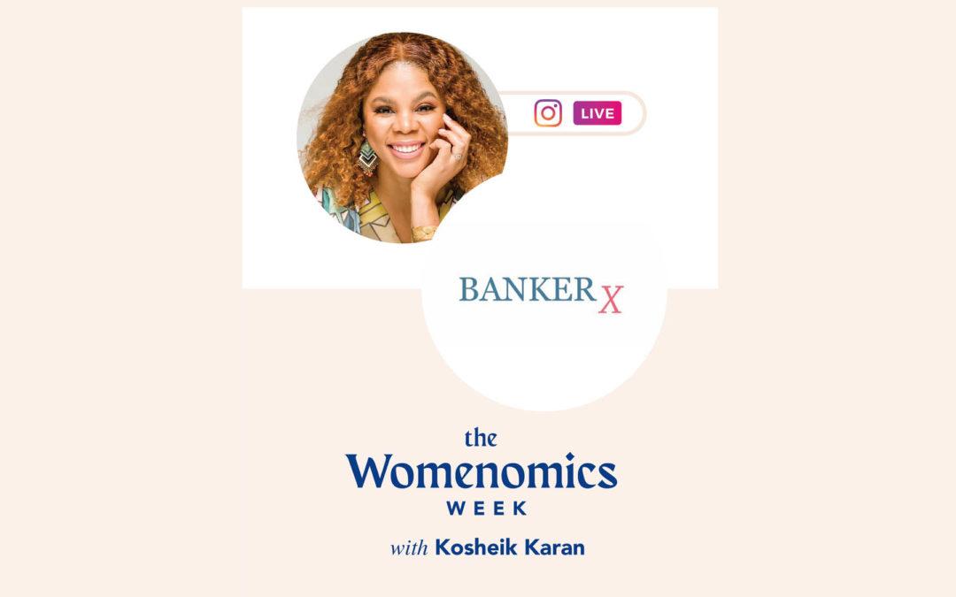 TheSitDownWomenomics Week with Kosheik Karan