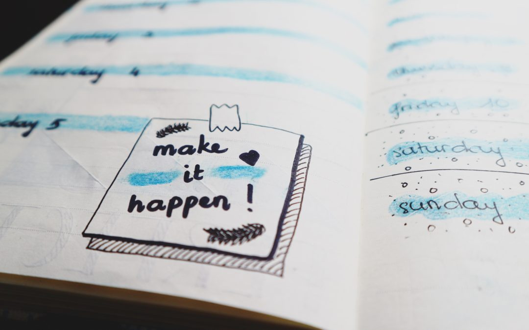 The Importance of Writing Things Down