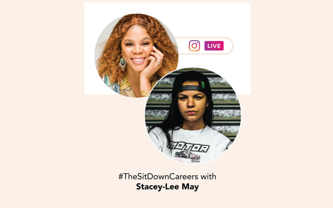 TheSitDownCareers with Stacey-Lee May